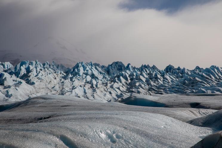 Glacia serac